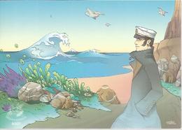CP Mär - Hommage Corto Maltese - Fumetti