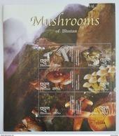 Bhutan 2002** Klb.2331-36. Mushrooms Of Bhutan MNH [12226] - Mushrooms