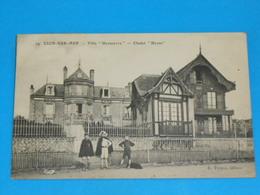 """14 ) Lion-sur-mer - N° 29 - Villa """" Henriette """" Chalet """""""" Henri """""""" : Année 1911 : EDIT : Turpin - Frankreich"""