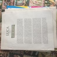LA BIBIA A FASCICOLI LUCA - Books, Magazines, Comics