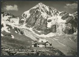 Ansichtskarte   -Italien   Sulden Schaubachhütte Mit Königspitze - Italien