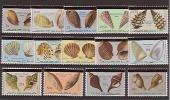 ANGOLA 1981 SHELLS  Overprints - Coquillages