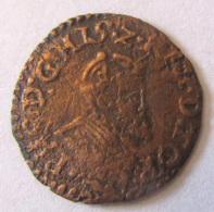 Pays-Bas Espagnols - Monnaie Maille Philippe II Tournai Période 1555 à 1598 - TB+ - 20 Mm, 1,2g Environ - [ 5] Monnaies Provinciales