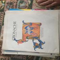 LA  BIBBIA A FASCICOLI CRONACHE - Libri, Riviste, Fumetti