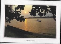 COSTA D'AVORIO - TRAMONTO SULLA LAGUNA D'ASSINIE - NUOVA - Costa D'Avorio