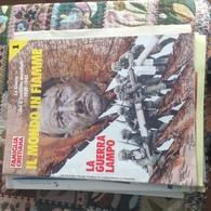 FAMIGLIA CRISTIANA IL MONDO IN FIAMME - Books, Magazines, Comics