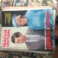 1985 FAMIGLIA CRISTIANA COMPLETA - Livres, BD, Revues