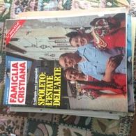 1985 FAMIGLIA CRISTIANA COMPLETA - Libri, Riviste, Fumetti