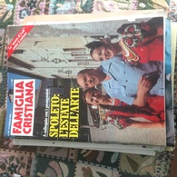 1985 FAMIGLIA CRISTIANA COMPLETA - Books, Magazines, Comics