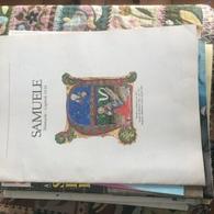 LA BIBBIA A FASCICOLI SAMUELE - Libri, Riviste, Fumetti