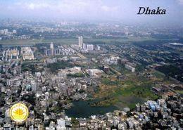 1 AK Bangladesch * Blick Auf Die Hauptstadt Dhaka - Luftbildaufnahme * - Bangladesch