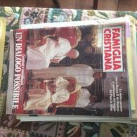 FAMIGLIA CRISTIANA 1985 - Livres, BD, Revues