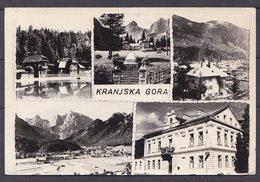SLOVENIA , KRANJSKA  GORA   , OLD POSTCARD - Slovenia