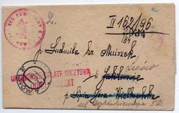Poland Ukraine Lvov Lwow Court Postage Due 1927 - 1919-1939 Republik