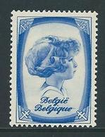 België Nr 493 - Errors And Oddities