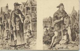 PIETER DE CONINCK - JAN BREYDEL - Histoire
