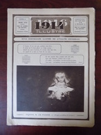 """1914 Illustré N° 80 Dunkerque - Canal De Suez - Ismaila - Chine - Bruxelles """" Oeuvre De L'épluchure Pommes De Terre """" - Guerre 1914-18"""