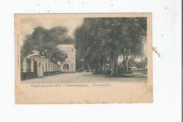 PARAMARIBO (SURINAME)   GOUVERNEMENTS-HOTEL (TAMARINDELAAN) - Suriname