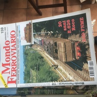 MONDO FERROVIARIO NUMERO 159 - Books, Magazines, Comics