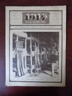 1914 Illustré N° 79 Carmen Sylva - Balkans - En Chine - Dunkerque - Dr. Janvier à Bruxelles... - Guerra 1914-18