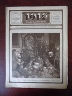 1914 Illustré N° 78 Lille - Plateau De Doberdo - Balkans - Rue Blaes à Bruxelles - Projecteur Italien.. - Guerre 1914-18