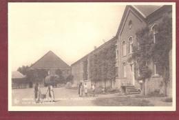 FORGES-CHIMAY Abbaye N.D Scourmont Cour De La Grange Animées Unused - Belgique