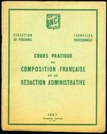 COMPOSITION FRANCAISE - 1957 - Livres, BD, Revues