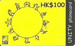 Hongkong: IDT - Unity - Hong Kong