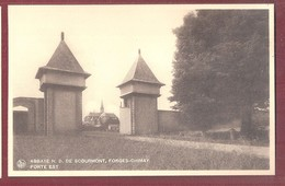 FORGES-CHIMAY Abbaye N.D Scourmont Porte Est Unused - Belgique