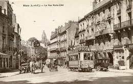 BLOIS  = La Rue Porte Côté  77 - Blois