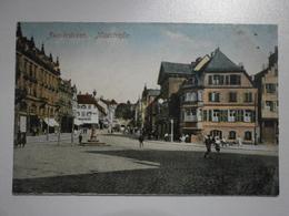Allemagne. Zweibrücken, Maxstrasse (4908) - Zweibruecken