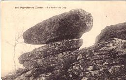 Peyrelevade Le Rocher Du Loup - France