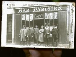 PARIS ? BAR PARISIEN          TRAIT ANTI COPIE                         JLM - Pubs, Hotels, Restaurants