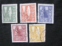 Norwegen   503 - 507    O - Usati