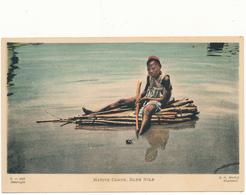 SOUDAN - Native Canoe, Blue Nile - G.N. Morhig, Khartoum - Sudan