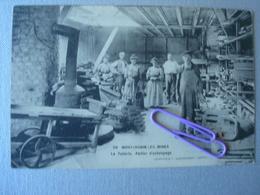 MONTCHANIN-MES-MINES : La Tuilerie - Atelier D'estampage En 1910 - Industrial