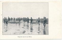 CONGO - Baignade Dans Le Lac Moëro - Congo - Kinshasa (ex Zaire)