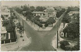 00555 - SENEGAL - DAKAR - Une Vue Du Plateau - Senegal