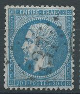 Lot N°45056  N°22, Oblit GC 2437 Montbozon, Haute-Saône (69), Ind 6 - 1862 Napoléon III