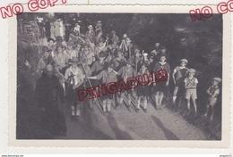 Au Plus Rapide Photo Format Carte Photo Hyères Les Scouts Scoutisme - Scoutisme