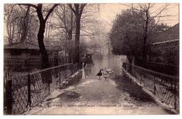 3315 - Paris 5e - Le Jardin Des Plantes - Inondations De Janvier 1910 - I.P.M. N°6 - - Paris (05)