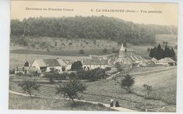 LA GRACE DIEU - Vue Générale - France
