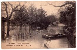3316 - Paris 5e - Le Jardin Des Plantes - Inondations De Janvier 1910 - I.P.M. N°16 - Paris (05)