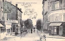 78 - HOUILLES - Avenue De La Gare (Bazar De La Gare) - Houilles