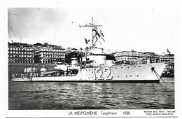 Torpilleur LA MELPOMENE 122 - Krieg