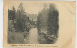 MONTBENOIT (environs) - Le Doubs - France