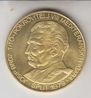 5000 DINARA   TITO   SPLIT  1979 - Yougoslavie