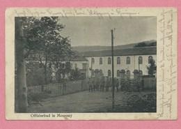 88 - MOUSSEY - Carte Allemande - Offizierbad - Batiment Du Bain Des Officiers - Soldats Allemands - Guere 14/18 - Moussey