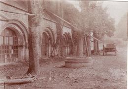Photo Octobre 1916 Abbaye De VAUCELLES (Les-Rues-Des-Vignes, Près Cambrai) (A181, Ww1, Wk 1) - Frankrijk