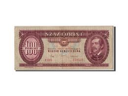 Billet, Hongrie, 100 Forint, 1984, 1984-10-30, KM:171f, TB+ - Hongrie